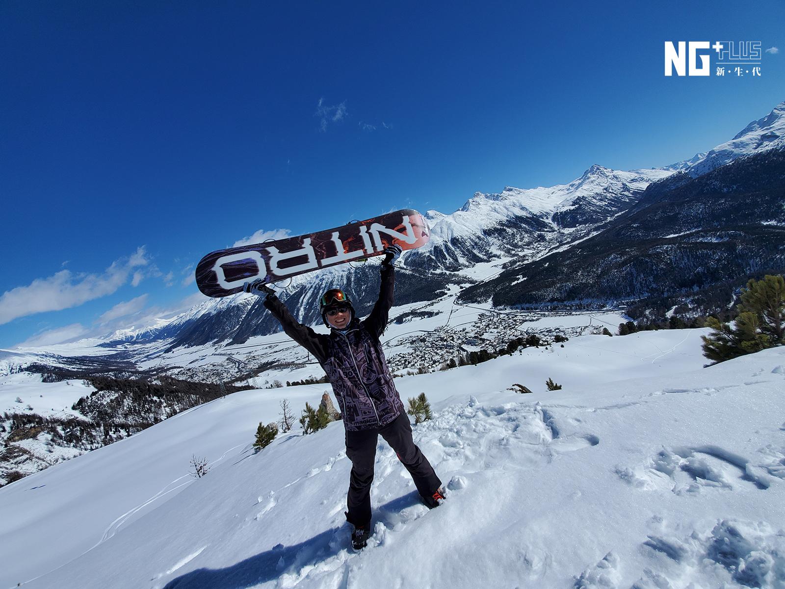 懷念新西蘭白雪 滑雪教練回澳搵工 - NG Plus 新生代